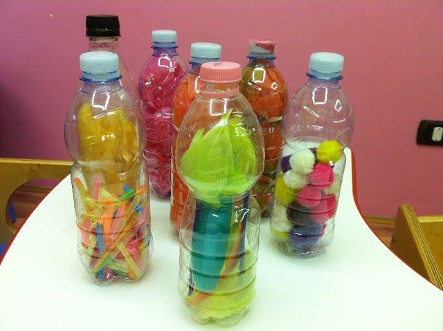 Come fare in casa delle bottiglie sensoriali