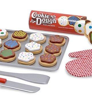 Set di biscotti in legno