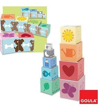 Cubi Impilabili 1-10